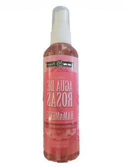 agua de rosas y hamamelis rose water