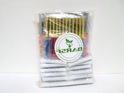 BAR5F Assorted Large & Small Perm Rods - 20 dozen