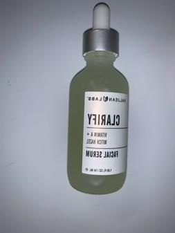 Valjean Labs CLARIFY Facial Serum Vitamin A + Witch Hazel NE