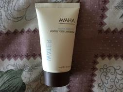 AHAVA Deadsea WATER Mineral Body Lotion W/ Witch Hazel Extra