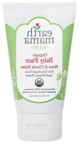 Baby Face Organic Nose & Cheek Balm for Dry Skin by Earth Ma