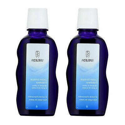 2 pcs refining toner 100ml skincare natural