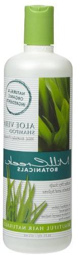 Mill Creek Botanicals - Aloe Vera Shampoo Mild, Everyday For