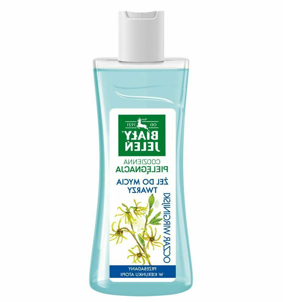 daily care facial cleansing gel witch hazel