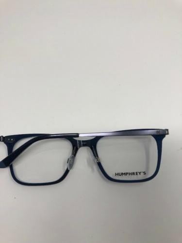 NEW! 581024 Eyeglasses Frames 77/Blue 51/19/140 Insert