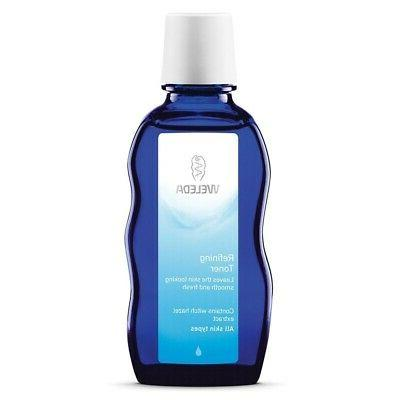 refining toner 100ml with witch hazel extract