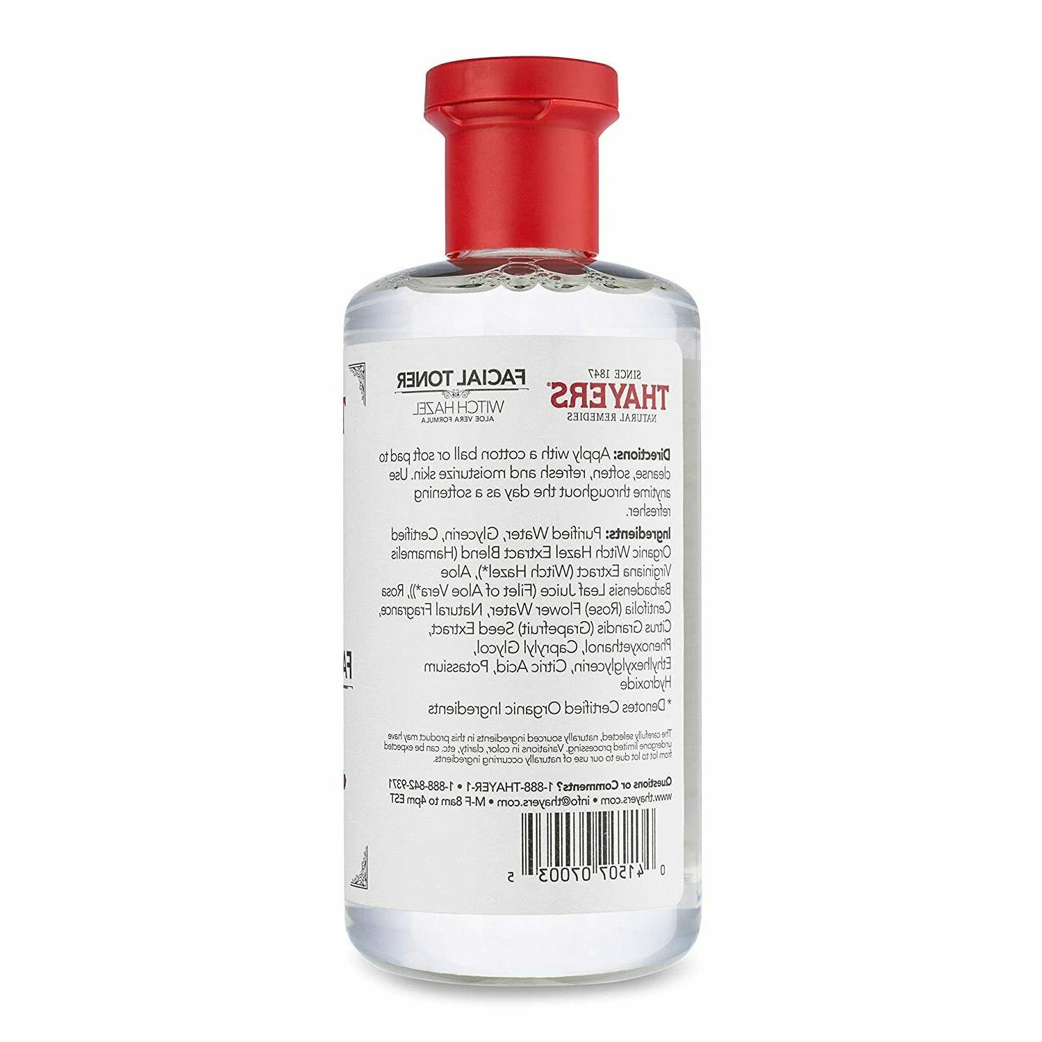 Thayers Alcohol-Free Rose Witch with Aloe