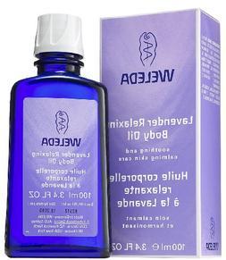 Weleda Lavender Relaxing Body Oil 100ml/3.4oz