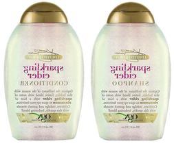 OGX Limited Edition Sparkling Cider Shampoo & Conditioner 13