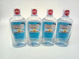 Lot of 4 Dickinson's Enhanced Witch Hazel Deep Cleansing Ast