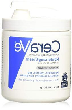 CeraVe Moisturizing Cream with Pump