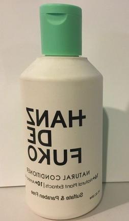 Natural Conditioner Sulfate & Paraben Free,by Hanz De Fuko *