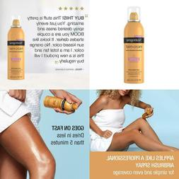 Neutrogena Micromist Airbrush Sunless Tanning Spray With Wit