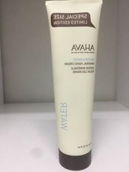 New AHAVA Deadsea Water Mineral Hand Cream Limited Edition 5