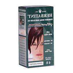 Herbatint Permanent Herbal Haircolour Gel 4R Copper Chestnut
