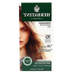 Herbatint Permanent Herbal Haircolour Gel 7D Golden Blonde -