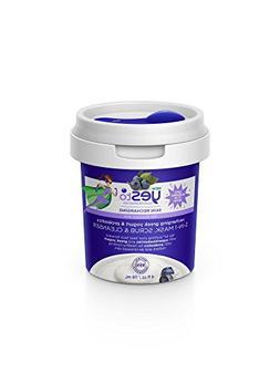 Yes To Super Blueberries Recharging Yogurt & Probiotics 3-in