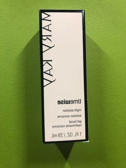 Mary Kay TimeWise Night Solution Dry To Oily Skin~ NIB