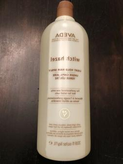 AVEDA Witch Hazel Light Hold Hair Spray Refill Liter 33.8oz