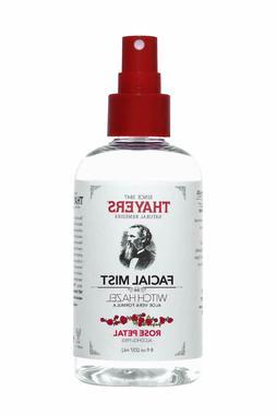 Thayers Witch Hazel Mist Spray, Rose Petal - 8 oz