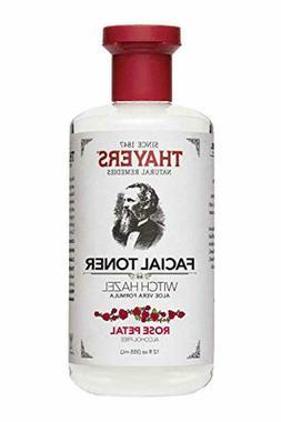 witch hazel w aloe vera alcohol free